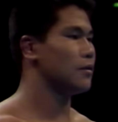 第2戦目 プロレス 新生 UWF  1989.8.13 横浜アリーナ VS宮戸成夫