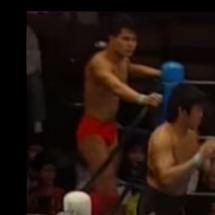 第13戦目プロレスUインター 1991年10月6日 後楽園ホール 田村&宮戸vs中野&バートン