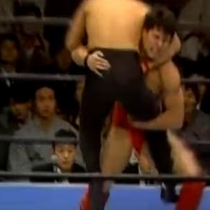 第16戦目プロレス  Uインター 1992年1月9日  後楽園ホール    田村潔司vs宮戸成夫