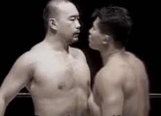 第26戦目プロレス Uインター 1992年10月23日 日本武道館 田村潔司vs山崎一夫