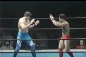 第59戦目(リングス 4 戦目)    田村潔司vsヴォルク・ハン   1996年9月25日  札幌中島体育センター