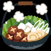【2017年6月】「鍋」食べる人?「短編」