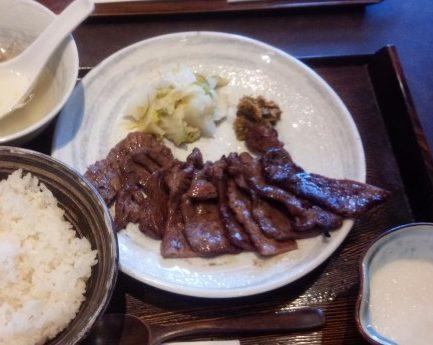 【孤高のグルメ】もりの屋 岡山駅サンフェスタ店
