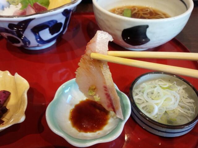 【孤高のグルメ】サガミ「寒ぶり丼と麺」「サガミランチ」