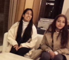 【セイザ】ラジーナ&ラダ帰国