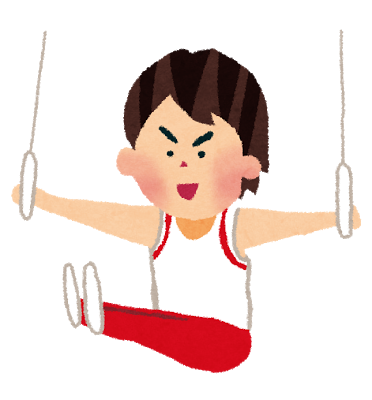「体操選手」に「腕十字」を「極め」ようとするな絶対に・・・