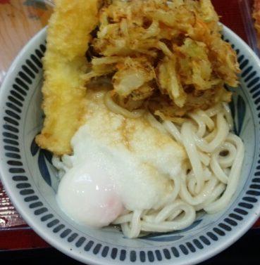 【孤高のグルメ】楽釜製麺③ とろたま醤油