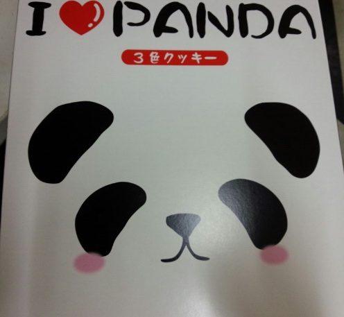 KNGW君お土産「①パンダクッキー&②白浜クッキー(和歌山)」