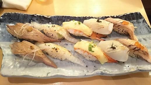 美登利寿司と寺島社長